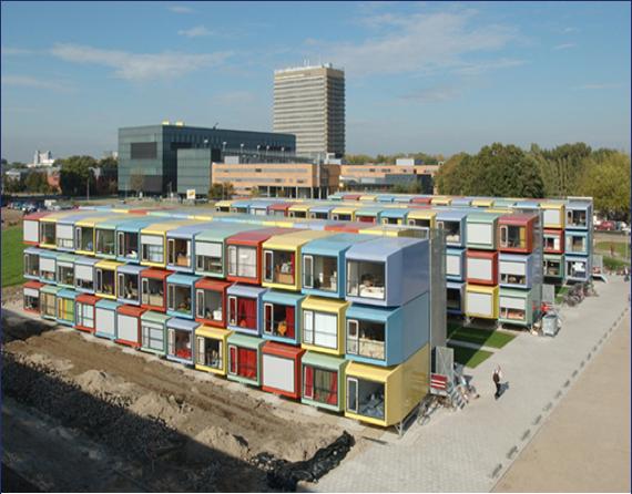 Spacebox Student Housing