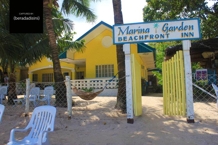 El Nido, Palawan. Marina Garden.