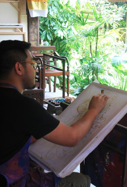 Adit batik
