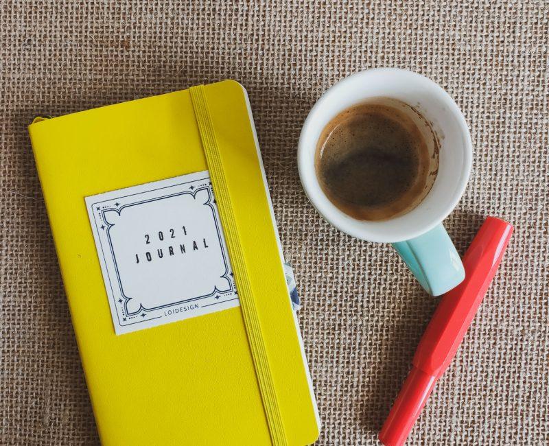 Journal - Yellow
